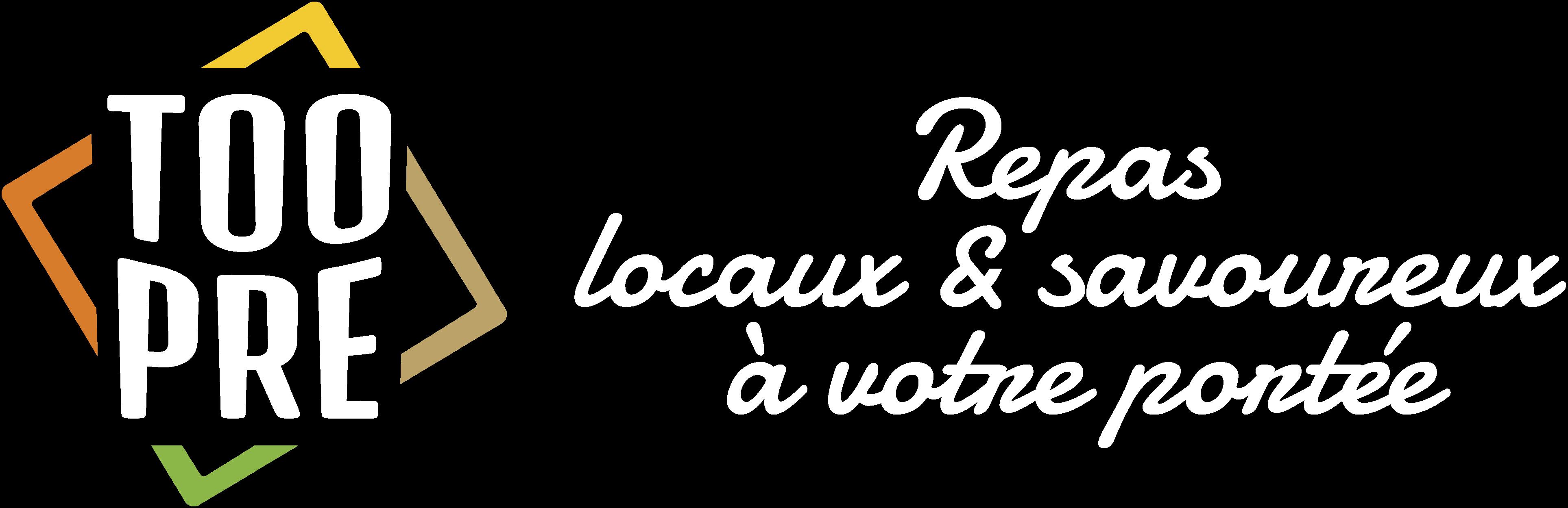 TOOPRE - Repas locaux & savoureux à votre portée